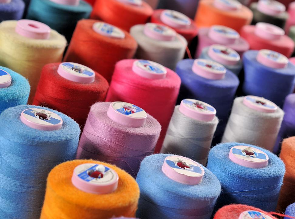 原着糸を使って排水を削減します