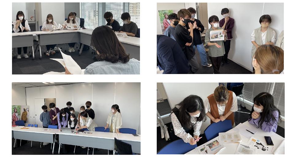 日本大学商学部水野ゼミの皆様との意見交換会